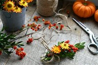 autumn-crafts-making-decorations-for-thanksgiving--V5D2MGK.jpg